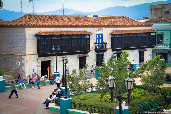 Casa de Diego Velazquez