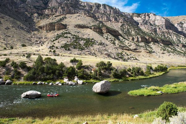 Wind River Canyon Whitewater & Fly Fishing