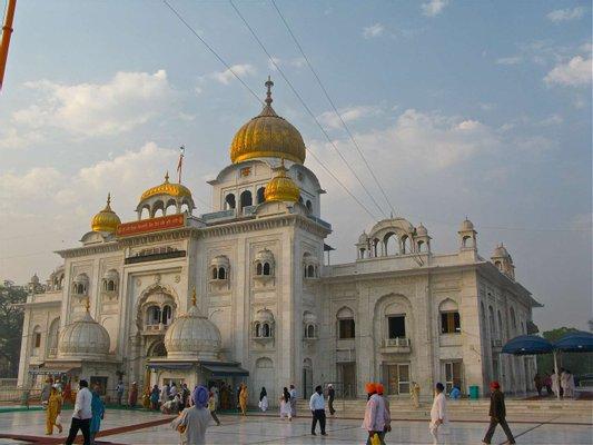 Sri Bangla Sahib Gurdwara
