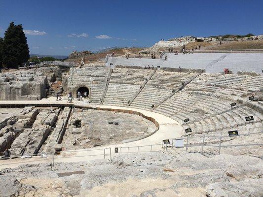 Neapolis Archaeological Park