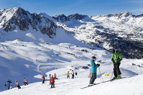 Grandvalira Estació de Ski Soldeu
