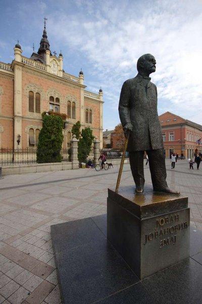 Monument of Svetozar Miletić