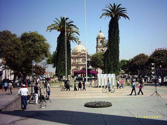 Paseo Cívico de Tacna