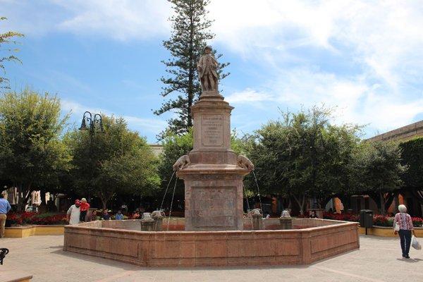 Plaza de Armas Querétaro