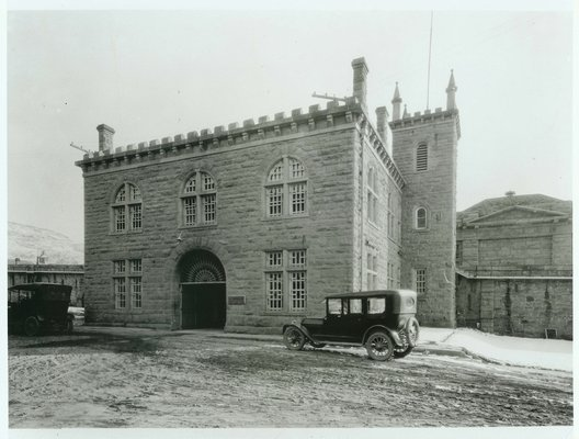 Old Idaho Penitentiary Site