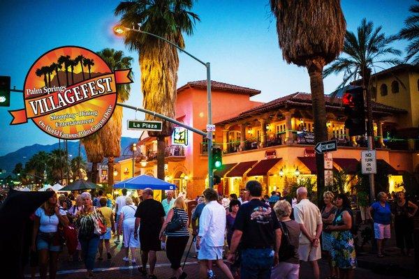 Villagefest Office Palm Springs