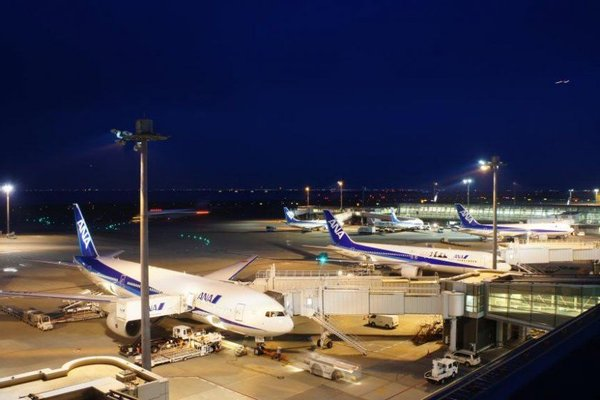 Observation Area Haneda Airport