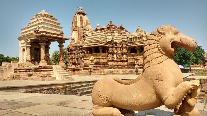 Devi Jagadambi Temple Khajuraho