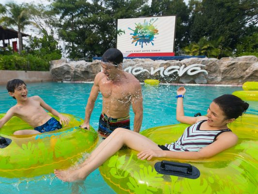 Vana Nava Water Jungle Hua Hin - HolidayInn Resort Hua Hin