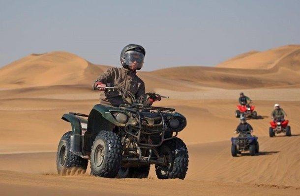 Desert explorers adventure centre