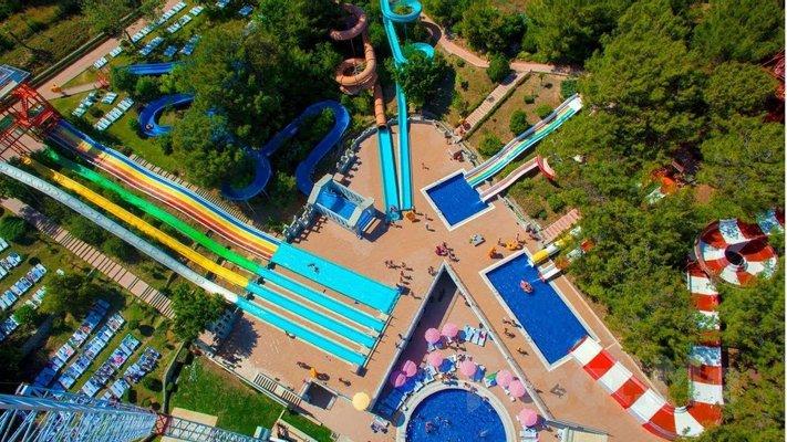 Water Planet Hotel ve Aquapark