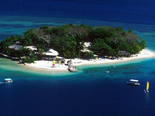 Hideaway Island & Marine Sanctuary Resort