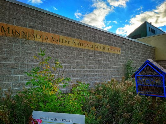 Minnesota Valley National Wildlife Refuge—Bloomington Education and Visitor Center