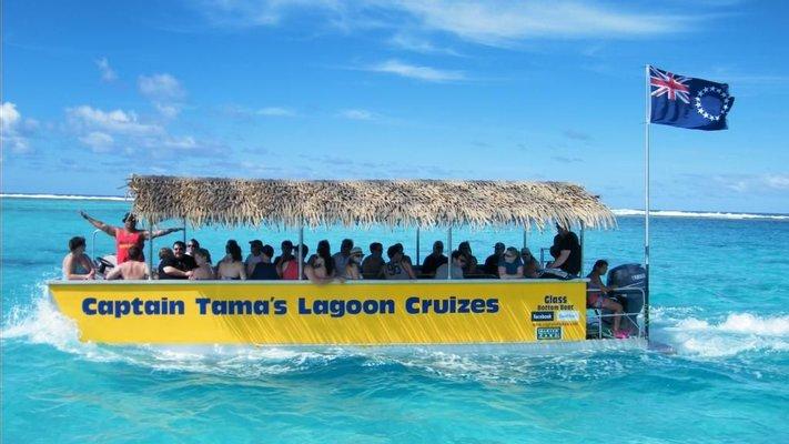 Captain Tamas Lagoon Cruizes