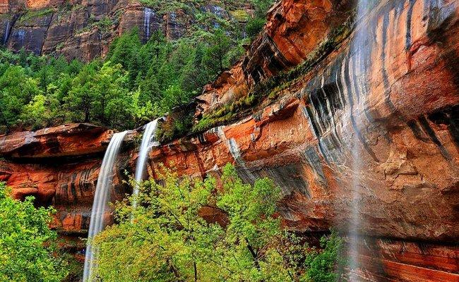 Emerald Pools Trailhead