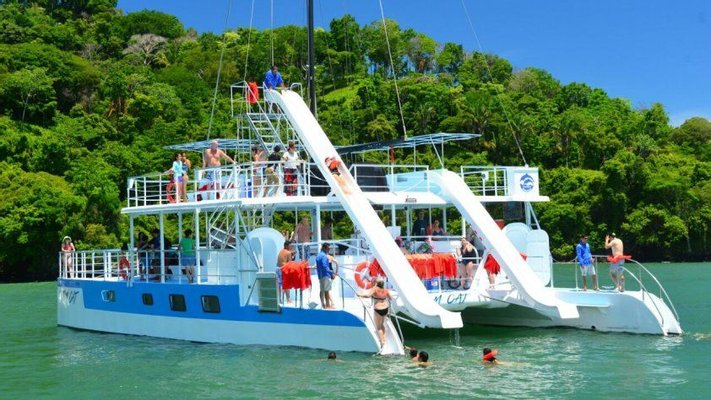 Planet Dolphin Catamaran Eco Adventures