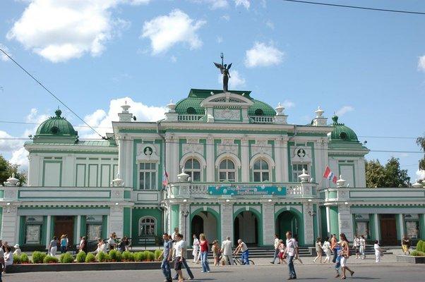 Omskiy Akademicheskiy Teatr Dramy