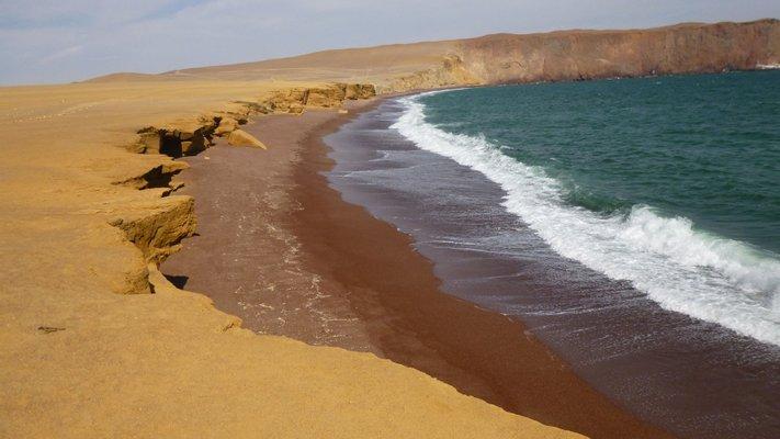 Playa roja Tours