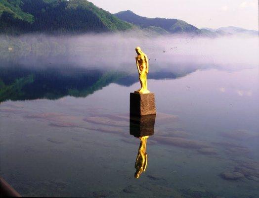 Statue of Tatsuko