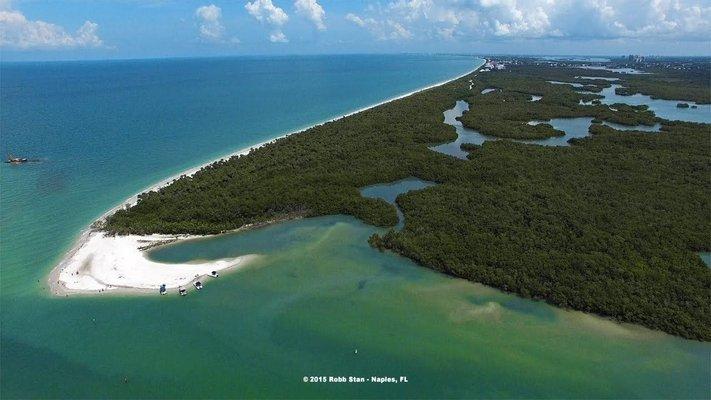 Barefoot Beach County Preserve