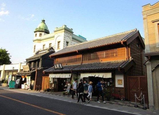 Kurazukuri no Machinami / Warehouse District