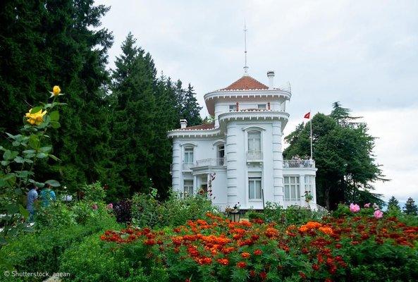 Trabzon Museum (Kostaki Mansion)