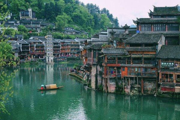 Tuojiang, Fenghuang