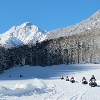 T-Lazy-7 Ranch and Snowmobiles