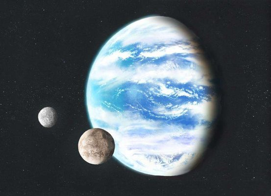 Planet Ocean World