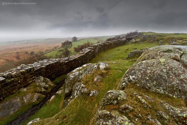 Walltown Crags - Hadrian's Wall