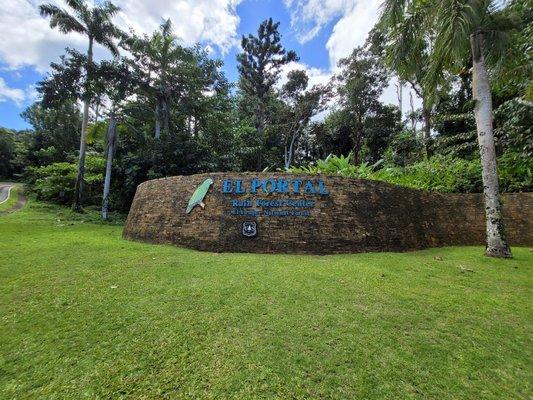 El Yunque National Forest - El Portal Visitor Center