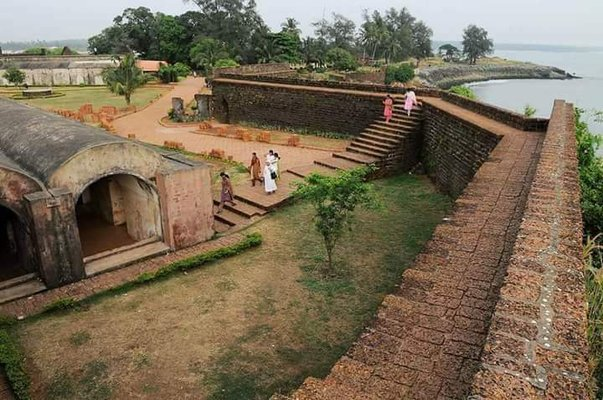 St. Angelo Fort (Kannur Fort)