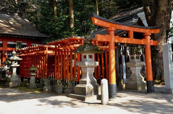 Utsunomiya Futaarayamajinja Shrine