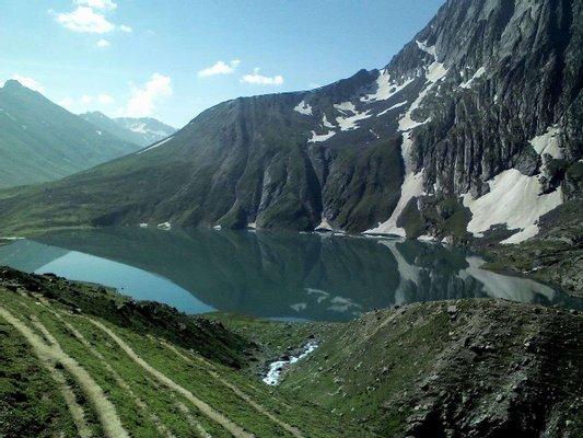 Vishansar Lake