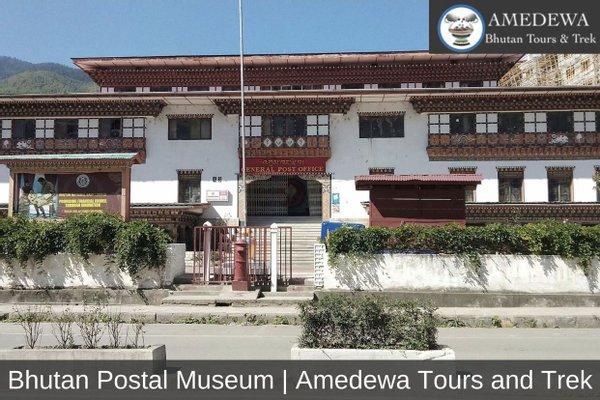 Bhutan Postal Corporation Ltd
