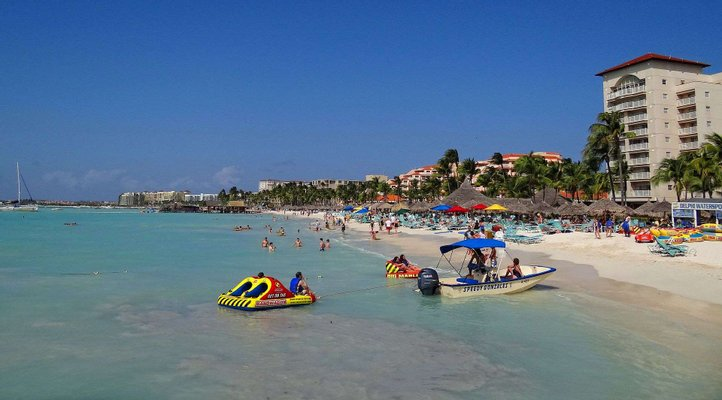 Palm - Eagle Beach