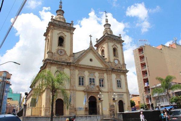 Basílica Matriz de Nossa Senhora da Conceição Aparecida (Basílica Velha)