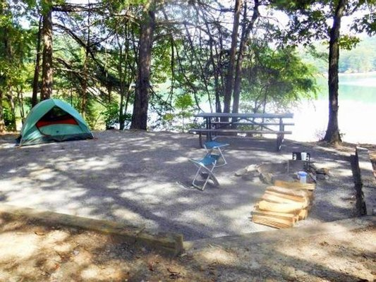 Morganton Point Recreation Area
