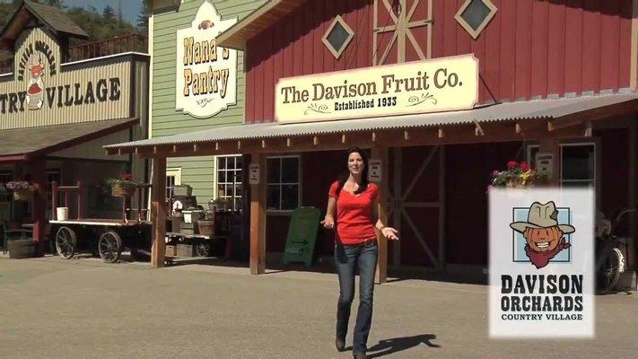Davison Orchards Country Village