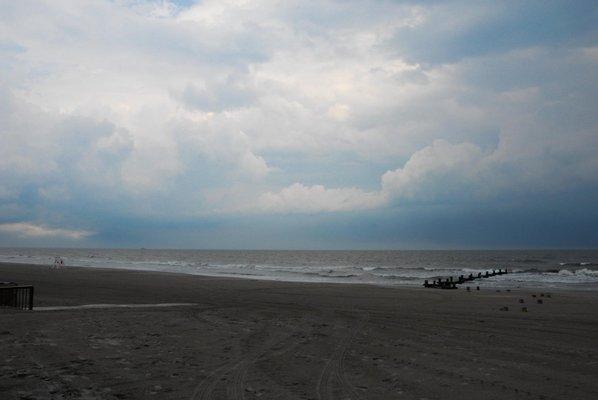 Stone nun beach