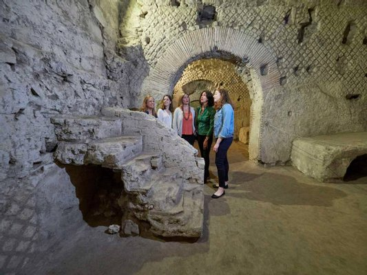 Underground Naples - Official and Self-Guided Tours