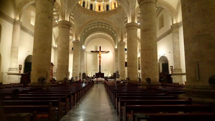 Catedral de Mérida - San Ildefonso