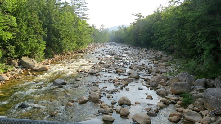 Franconia Falls Trail