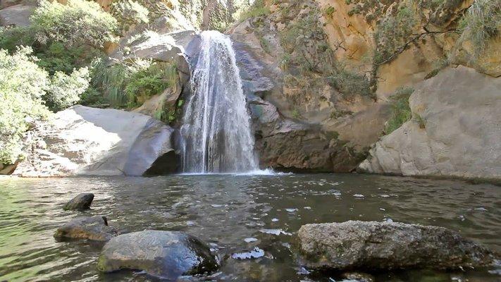 Rio Colorado Waterfalls