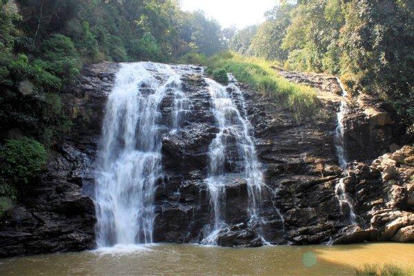 Abbey Falls Madkeri Falls