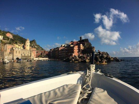 Enjoy Cinque Terre Boat Tours
