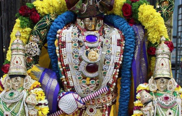 Sri Ahobila Mutt's Sri Balaji Mandir