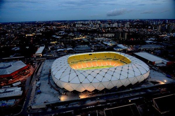 Amazon's Arena Stadium