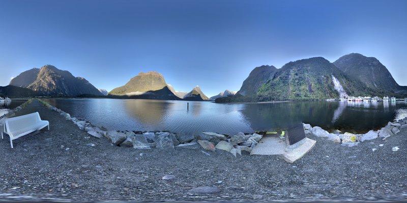Milford Sound / Piopiotahi
