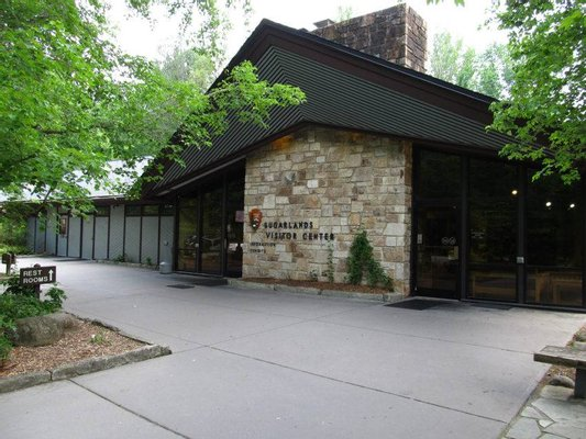 Sugarlands Visitor Center